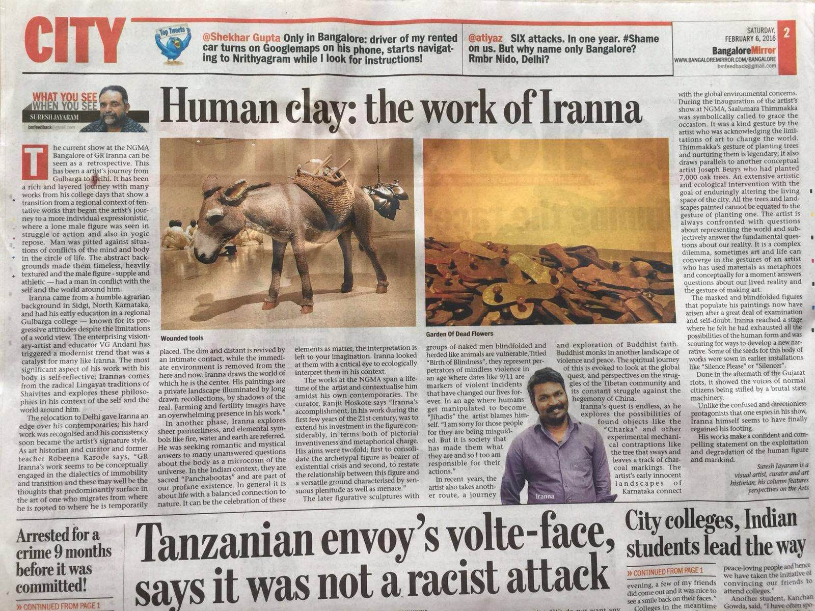 Bangalore Mirror